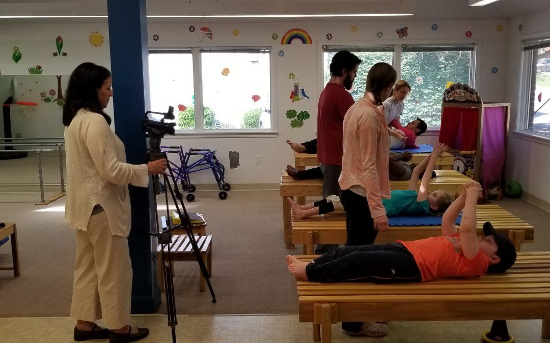 Documentary of Creative Conductive Education for PT/OT